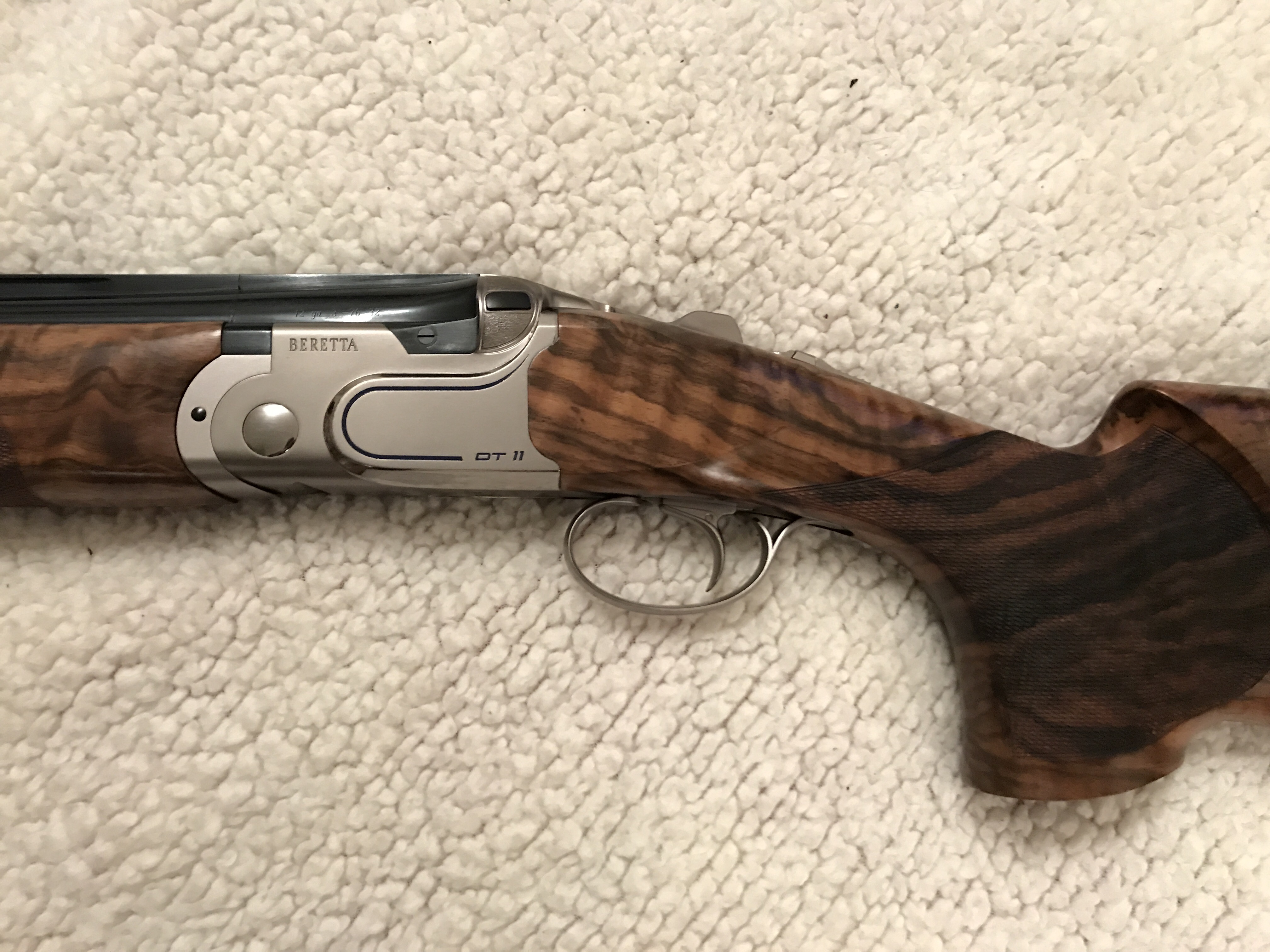 Beretta DT11 Custom via Premier Guns - Guns - ShootClay Forum